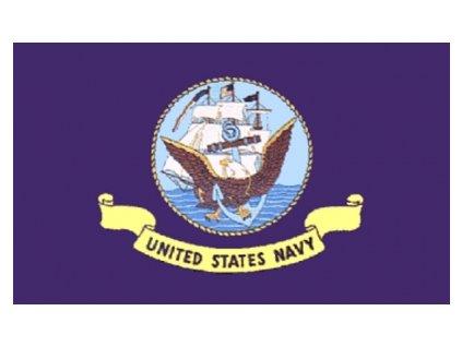 Vlajka US Navy 90x150cm č.86