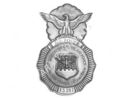 Odznak U.S. Army Security police
