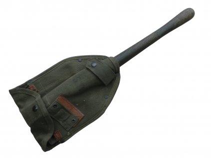 Lopatka US sklopná použitá M56 (M-1956) originál Vietnam