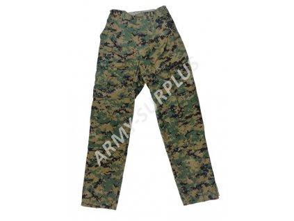 Kalhoty USMC marpat woodland MCCUU originál
