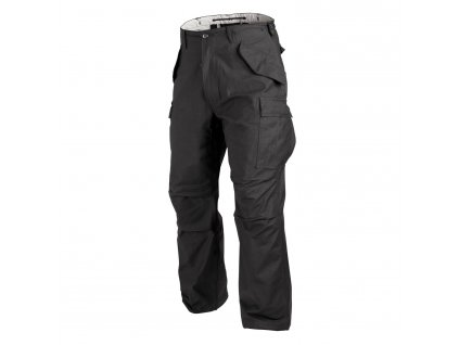 Polní kalhoty M65 černé Helikon SP-M65-NY-01