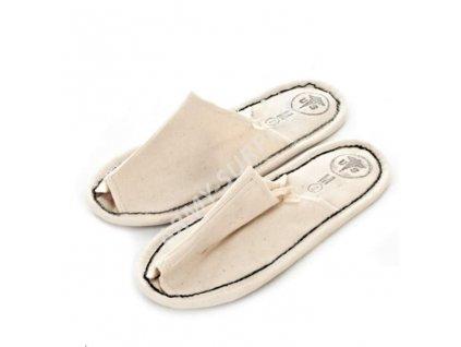 Pantofle (bačkory,papuče) nemocniční US Mash 1969 originál Vietnam