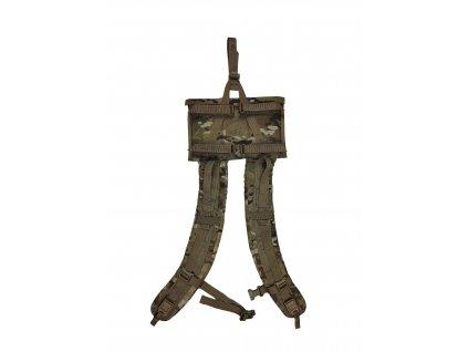 Ramenní popruhy (treky) multicamo k batohu US molle originál Molle II