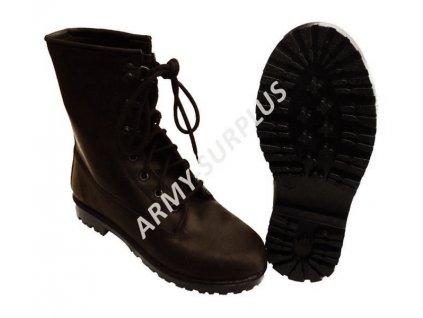 Boty SAS hnědé kožené nové