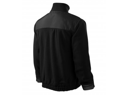 Mikina fleece Adler Hi-Q 360 černá