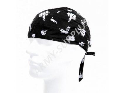 Šátek pirát Fuck You