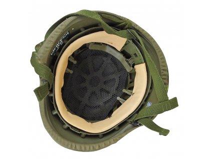 Síťka do kevlarové helmy
