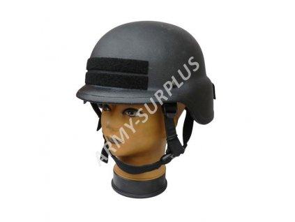 Helma (přilba) PASGT balistická kevlar Velká Británie černá