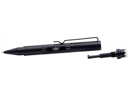 Taktické pero UZI Tactical Defender Pen 3 černé UZI-TACPEN3-BK