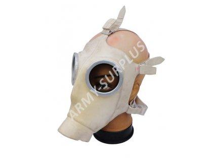 Plynová maska Z56 Drager zdravotnická