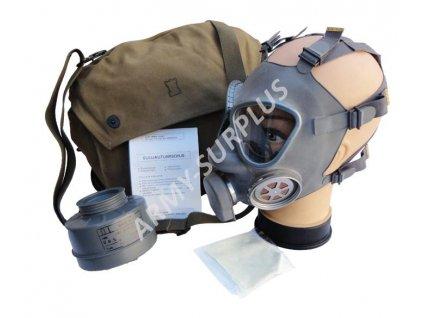 Plynová maska Finsko M-61 Chemira