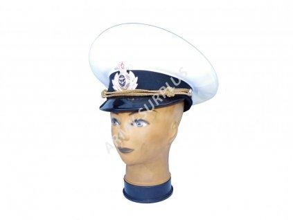 Brigadýrka ruská námořní slavnostní bílá originál