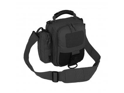 Taktická taška přes rameno INDY černá