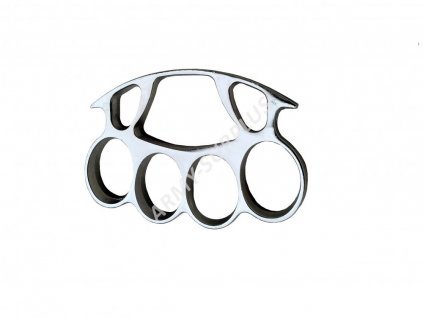 Boxer stříbrný široký 10mm