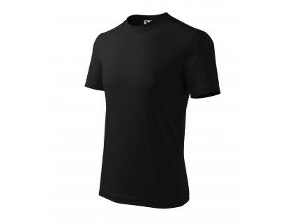 Tričko (triko) Heavy 200g černé Adler