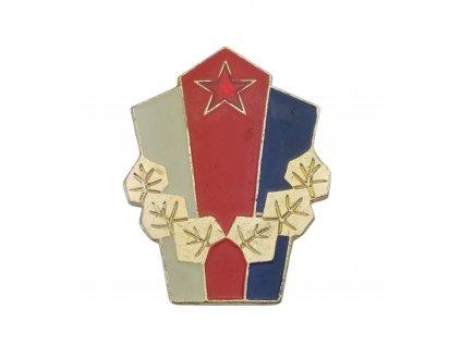 Odznak ČSLA vzorná jednotka originál