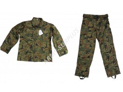 Komplet wz.2010 polská armáda PANTERA WP ripstop ACU originál