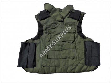 Neprůstřelná balistická vesta Point Blank US oliv