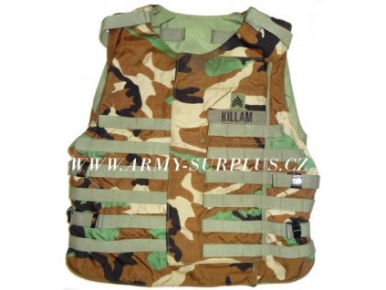 Vesta molle taktická US (Base vest interceptor base vest outer shell)