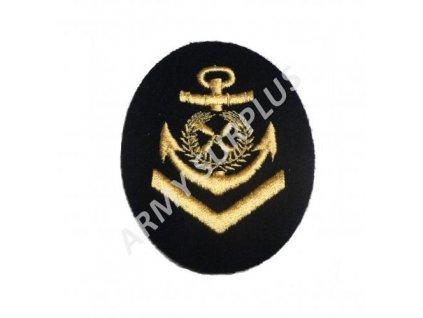 Nášivka námořní kotva NVA 5 originál