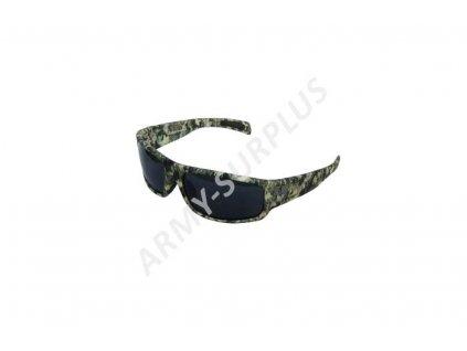 Brýle operátor sluneční realtree černé skla