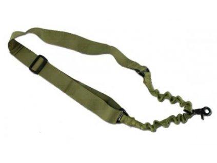 Popruh taktický zbraňový jednobodový oliv