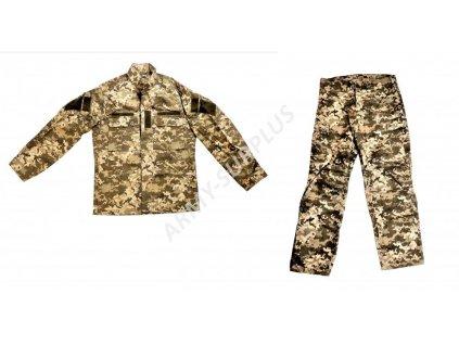 Komplet (kalhoty,blůza) SPFU Digital Zenkis Ukrajina ripstop