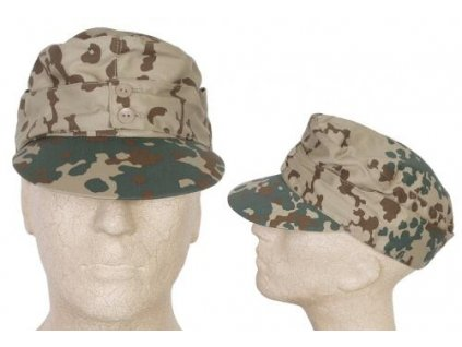 Čepice BW (Bundeswehr) tropentarn