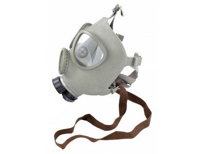 Plynová maska CM4 celoobličejová CM-4 s filtrem