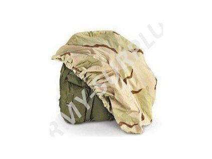 Potah ALICE (povlak,obal,převlek) maskovací na batoh 3 colour desert US originál nový