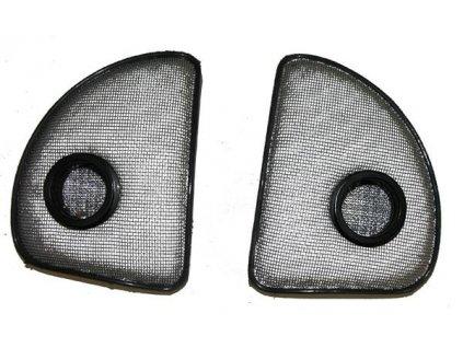 Filtr (set) M13A2 na plynovou masku US M17 originál