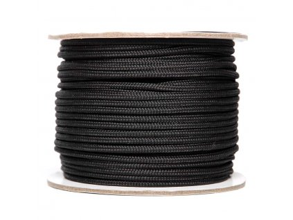 Šňůra univerzální 3mm 60m černá