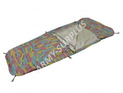Povlak na spací pytel Carinthia (spacák,žďárák, bivak, obal) jigsaw GORE-TEX Belgie trilaminát bivy cover