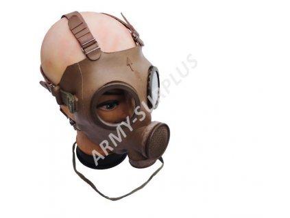 Plynová maska Francie M51-C.B.B.