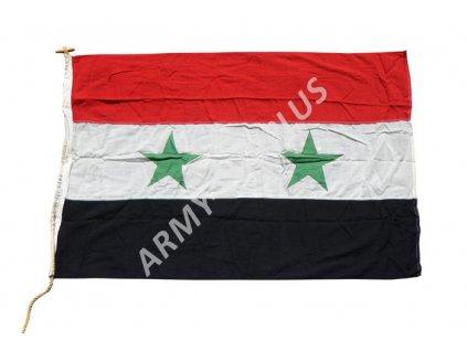 Vlajka státní Sýrie originál