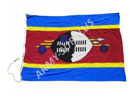 Vlajka státní Svazijsko originál