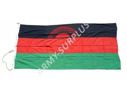 Vlajka státní Malawi originál