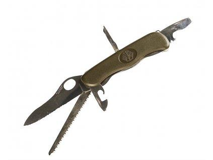 Nůž Victorinox BW (Bundeswehr) zavírací oliv originál