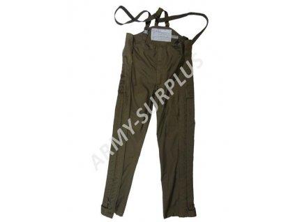 Kalhoty Rakousko goretex použité