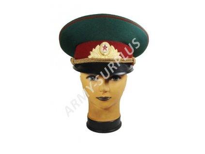 Brigadýrka Rusko rudý lem