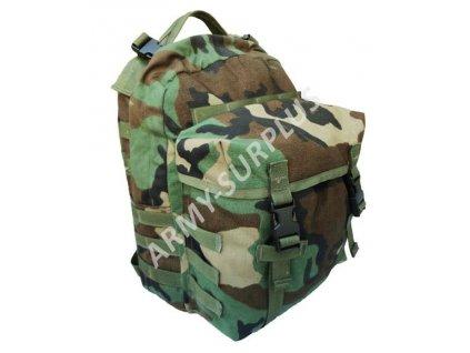 Batoh US patrol molle II woodland 30 L original