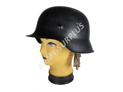 Helma (přilba) Německo M42 Wehrmacht černá Stahlhelm WH