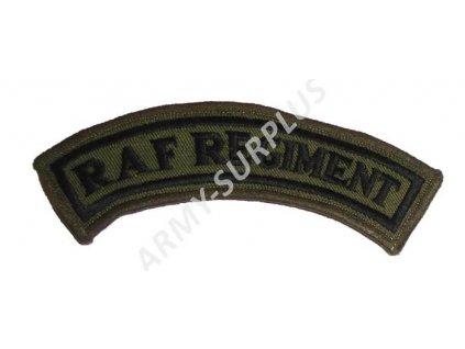 Nášivka Raf Regiment originál