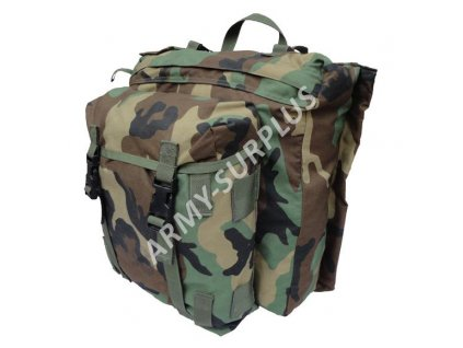 Batoh US woodland pack, patrol combat original
