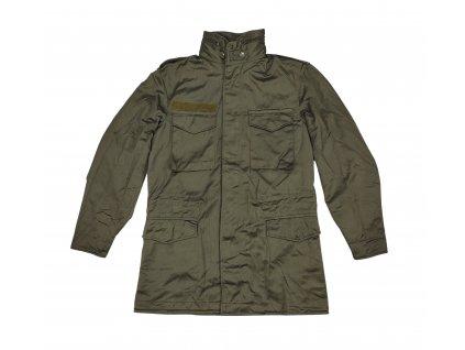 Polní kabát bunda M75 Rakousko