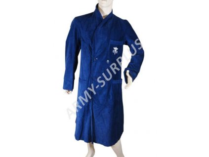 Nemocniční plášť US modrý Korea