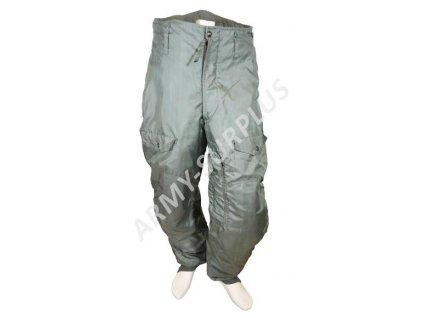 Kalhoty US zimní šedé pilot letecké CWU-18/P