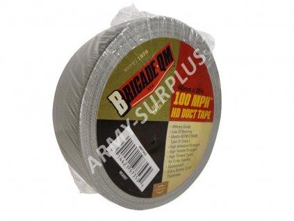 Páska lepící Brigade QM military grade duct tape