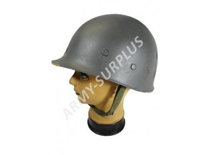Vložka do helmy Dánsko M48 civilní obrana