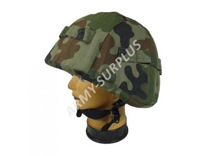 Potah (povlak,obal,převlek) na helmu WP Polsko WZ 93 vz.93